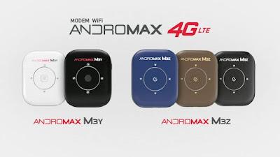Cara Mengaktifkan Dan Menggunakan Modem MIFI Smartfren Andromax M3Y Dan M3Z