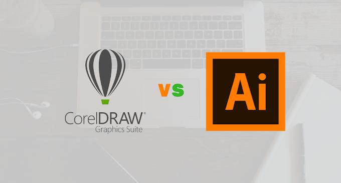 CorelDraw atau Adobe Illustrator? Mana Software Desain Grafis yang Lebih Baik?