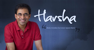 Indian Cricket Commentator Harsha Bhogle