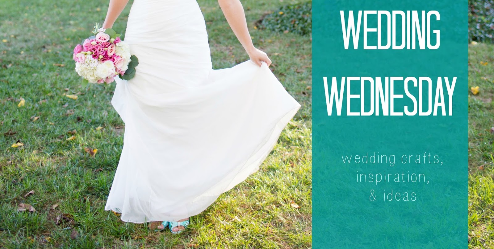 Wedding Wednesday- Wedding crafts, inspiration & ideas | Meet the B's