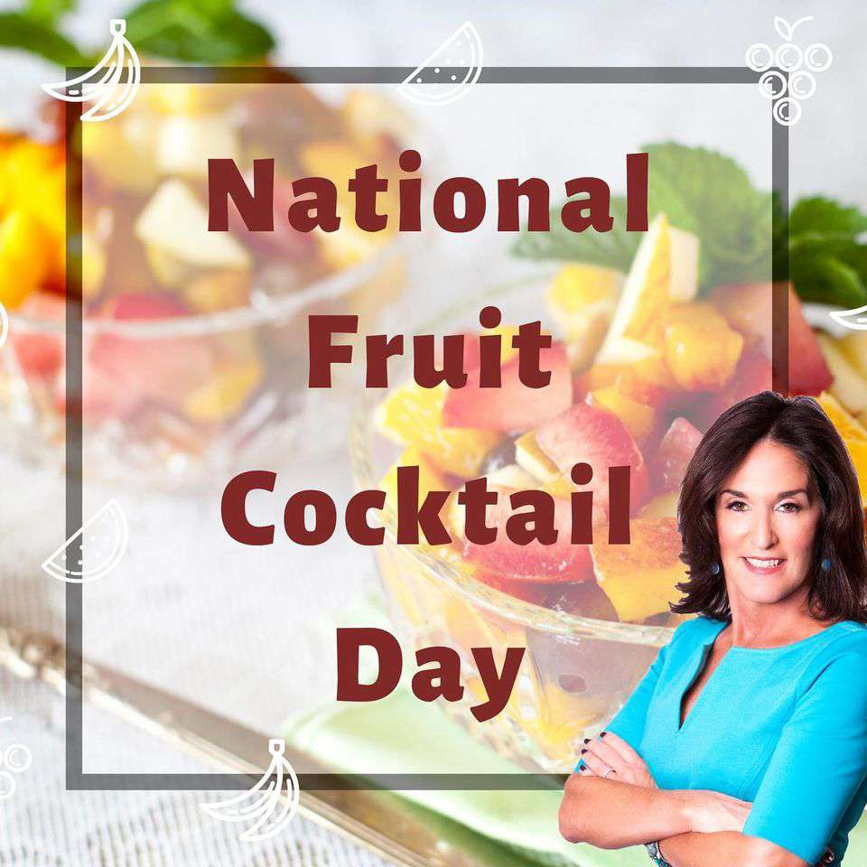 National Fruit Cocktail Day Wishes Images download