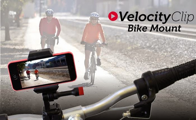 Must Have iPhone Photography Gadgets - Smartphone Bike Holder