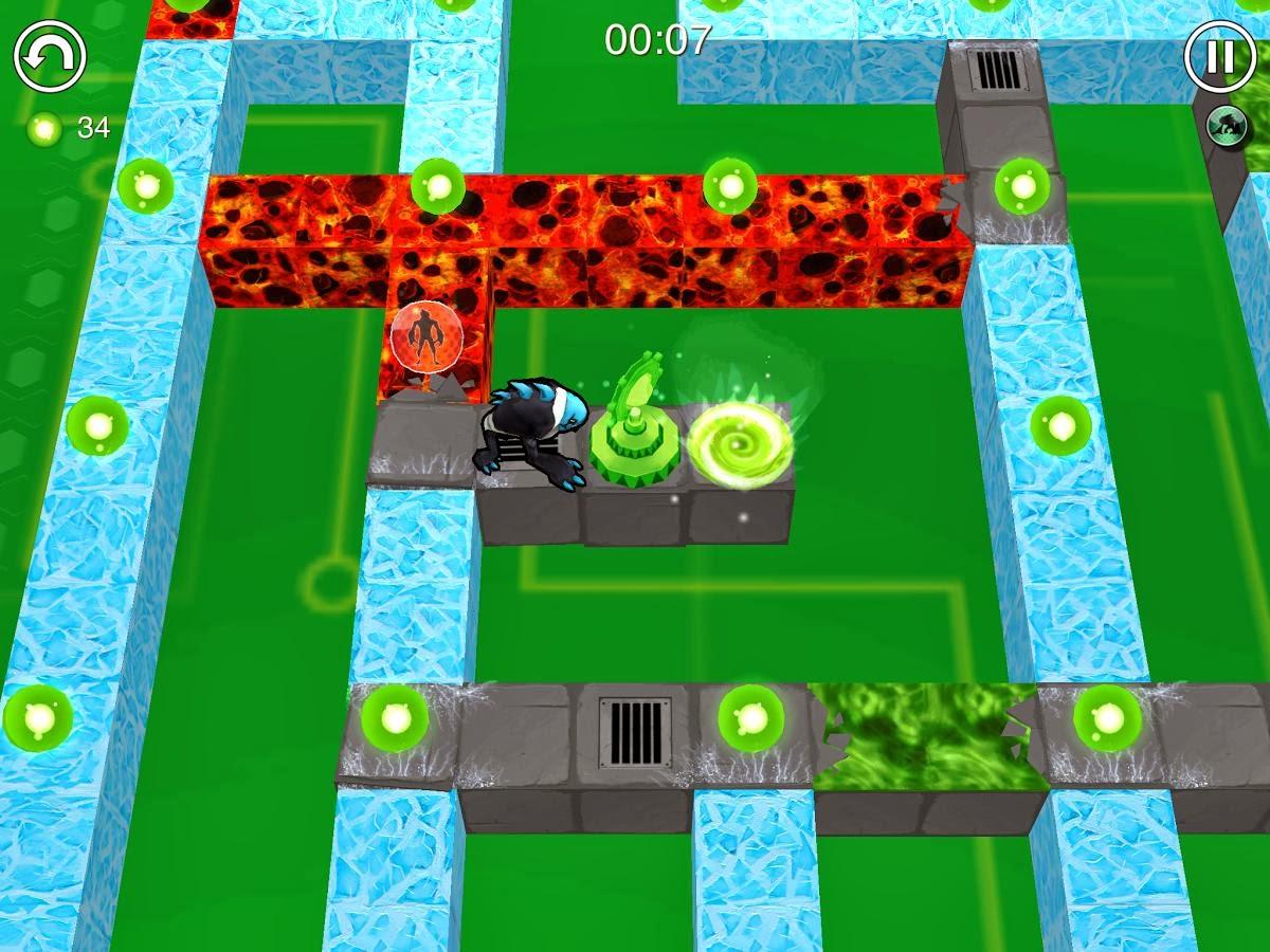 Bedava Android Oyunları!: Ben 10 Game Generator 4D APK ...