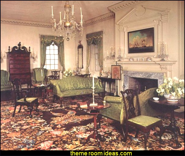 colonial style early american decorating early american living rooms colonial rooms