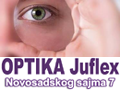 Optika Juflex Novi Sad