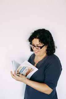 Alba Padró y su libro Somos la leche