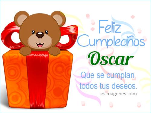 Feliz Cumpleanos Oscar Imagenes Con Nombres Tarjetas De Cumpleanos