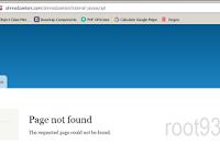 Drupal 9 : Masalah Page Not Found Setelah Website di Hosting