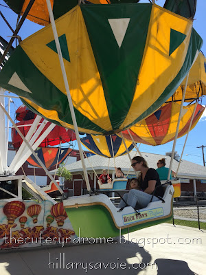 A visit to the amusement park with my child with special needs