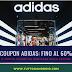 Adidas Outlet: sconti fino al 60% grazie al codice coupon