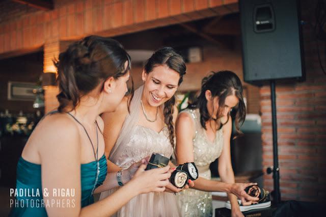 Enrolladas - Bailarinas plegables para bodas - Blog bodas
