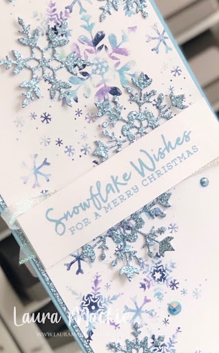 Stampin' Up! Snowflake Wishes