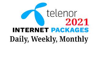 Telenor 2021 net pkgs free