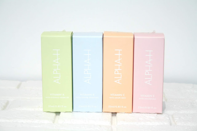 Alpha-H Vitamin Skin Serums