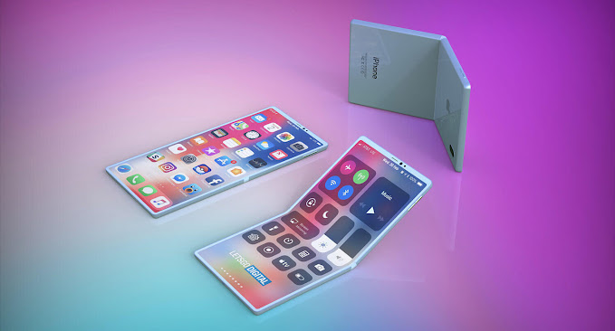 Apple Will Launch Foldable iPhone Soon - Report