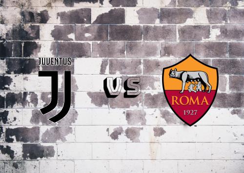 Juventus vs Roma  Resumen y Partido Completo