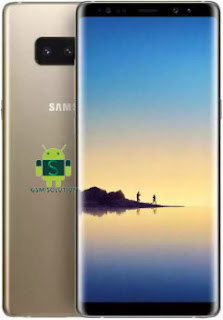 Samsung Note8 SM-N950N Eng Modem File-Firmware Download