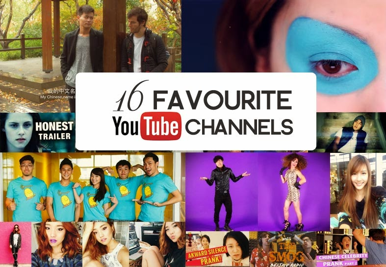 top best favourite youtube channels