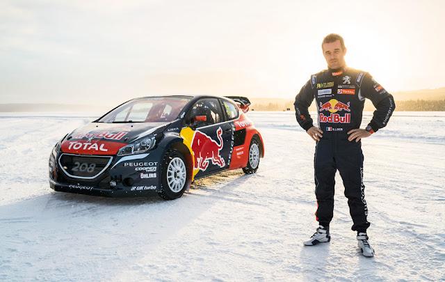 [RallyCross] Sebastien Loeb correrá en el mundia de Rallycross con Peugeot 14567373202600