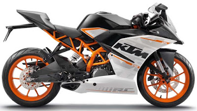 Ktm RC 390 Latest Price