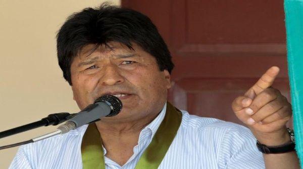 Evo reitera petición de libertad de presos políticos en Bolivia