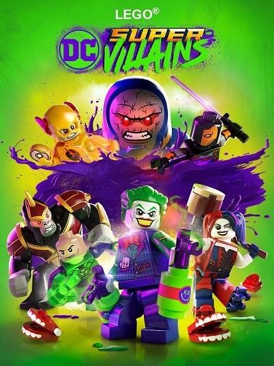 Lego DC Super-Villains Full indir