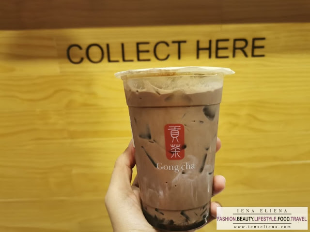 Chocolate Latte With Coffee Jelly RM5 worth RM10