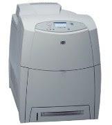 HP Color LaserJet 4600dn Printer Software and Driver