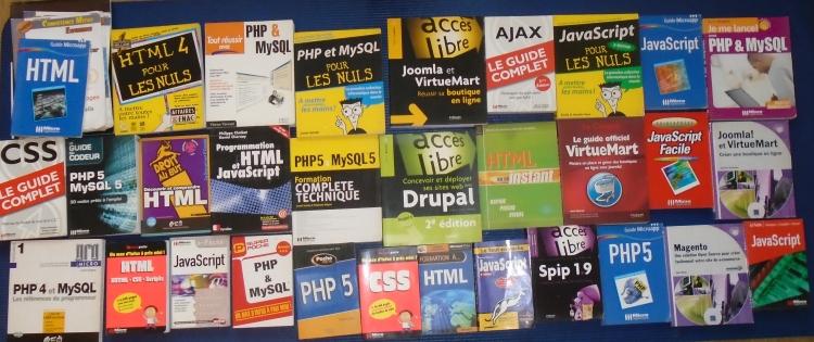 livres informatique