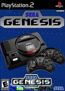 SEGA Genesis Super Collection PS2 ISO (Ntsc) MG-MF