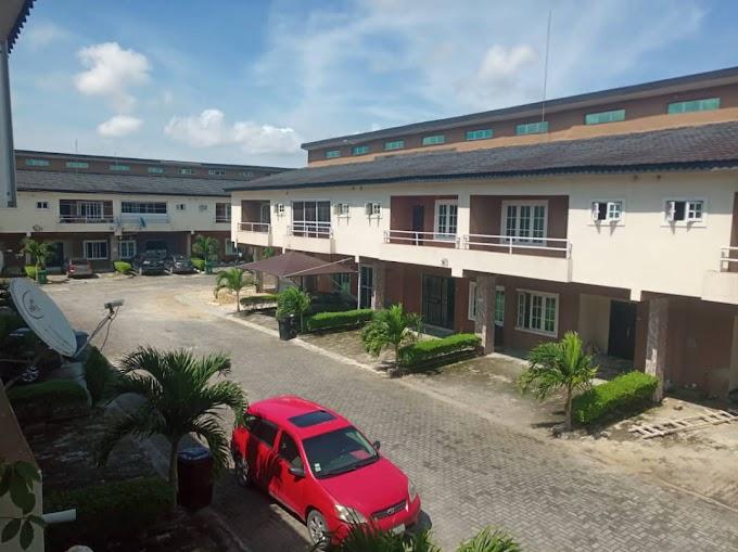 4 Bedroom Duplex for rent In Aja