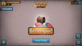 Cara Sederhana Pause Game Worms Zone.io ( Zona Cacing)