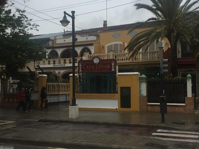 Restaurante casa Cesar - el delfín