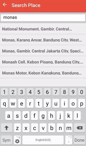 Search Places Poke GO Scan APK