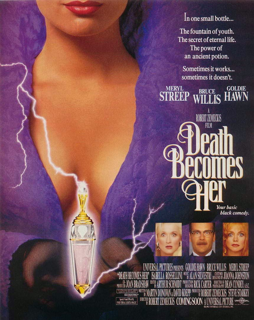 Death Becomes Her [1992 USA BrRip 720p H264 1617 MB Google ...