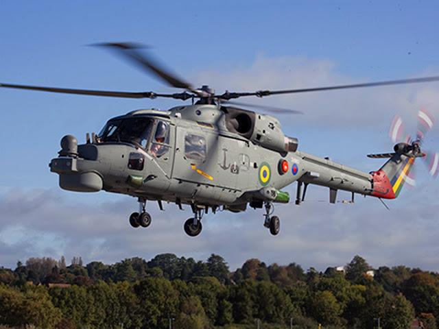 Marinha Brasileira recebe o quarto helicóptero Lynx MK21B modernizado   É MAIS QUE VOAR