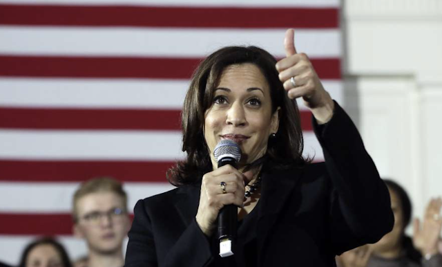Voters give Kamala Harris a break on problematic comments, press her on policy