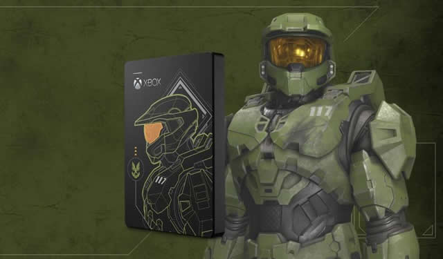 Xbox Halo: Master Limited Edition