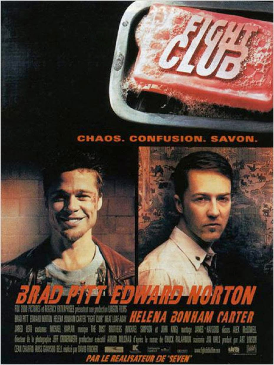 Fight Club, de David Fincher (1999)