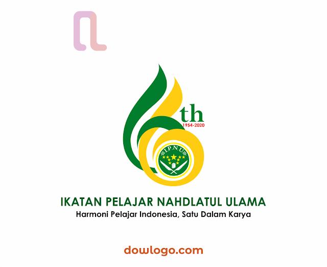 Logo Harlah IPNU 66 Tahun 2020 Vector Format CDR, PNG