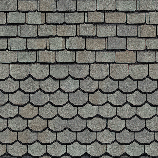 [Mapping] Asphalt Roof Textures