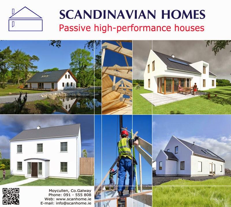 Timber Frame Self Build Homes From Scandia Hus: Scandinavian Homes