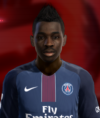 PES 2013 Nanitamo Ikone (PSG) by FB Facemaker
