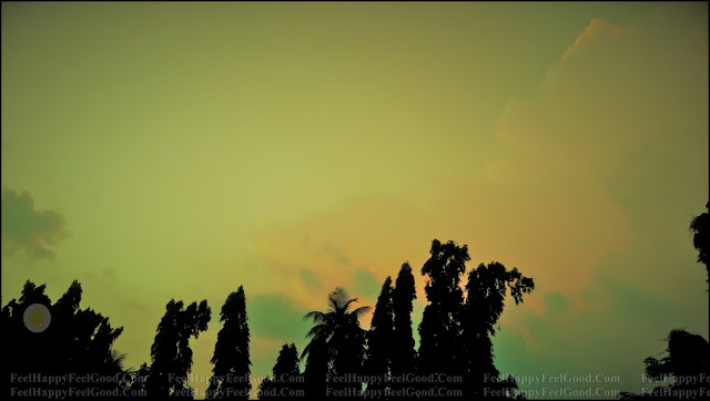 FeelHappyFeelGood Beautiful Sky Colour Effects