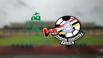 Live Streaming Melaka United vs PDRM Liga Super 6.3.2020