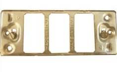 شاسية معدن لتثبيت المفتاح العادي