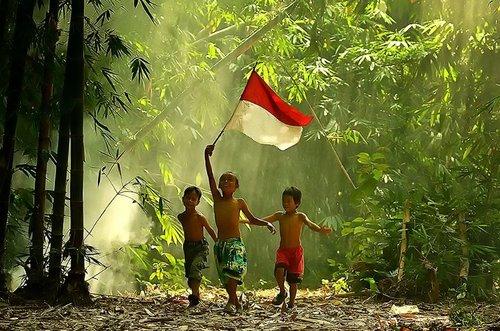download gambar bendera merah putih