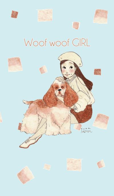 Woof woof GIRL
