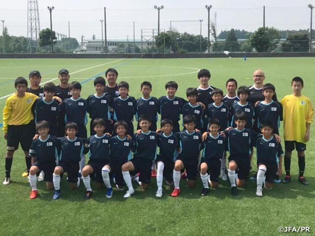 トレセン u12 2019 ナショナル