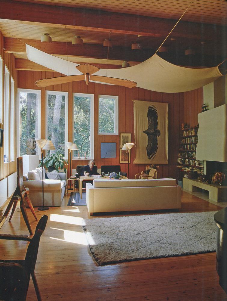 Paradise Backyard Alvar Aalto Houses